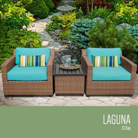 aruba patio furniture tk classics laguna collection outdoor wicker patio furniture set 03a 3 aruba