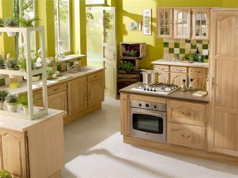 potager de cuisine cuisine dabo avec plan de travail carrel 233 photo 14 20