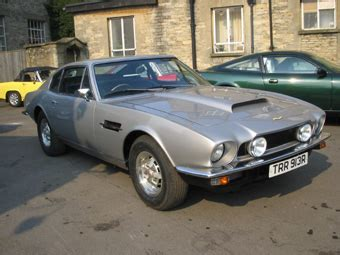 Aston Martin Restoration by Aston Martin Restoration Restoration Oselli