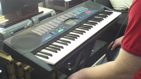 Keyboard Casio Ctk 100 casio ctk 495 keyboard 100 auto accompaniment styles part 2 2