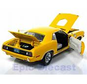 Plymouth Cuda Hemi 118 Epic Diecast Cars From Chip Foose And GMP