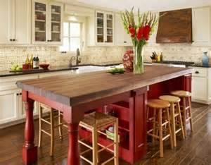 sur la table kitchen island 9 id 233 es d am 233 nagement d 238 lot dans la cuisine blogue
