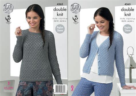 knitting pattern raglan sleeve cardigan raglan sleeve sweater jumper cardigan ladies knitting