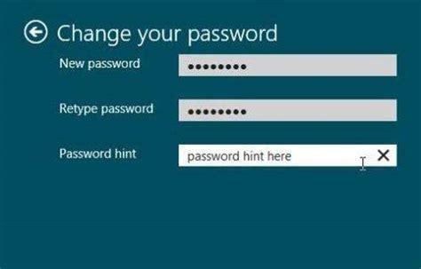 windows 8 reset password administrator how to change administrator and user password in windows 8