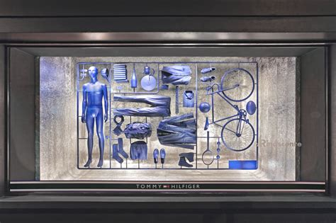 Kitchen Designer London by La Rinascente Window Display For Tommy Hilfiger 171 Adelto