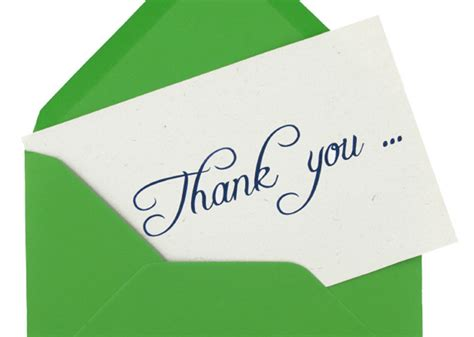 Thank You Note Your Thank You Notes Weneedfun