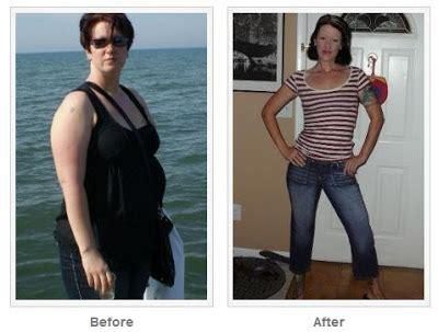 Timbangan Herbalife berat badan turun 45 kg setelah syok lihat angka di timbangan