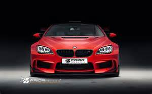 prior design bmw m6 pd6xx widebody preview