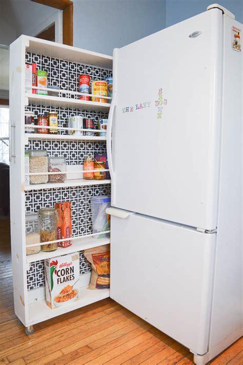 Kitchen Spice Organization Ideas small space storage solution