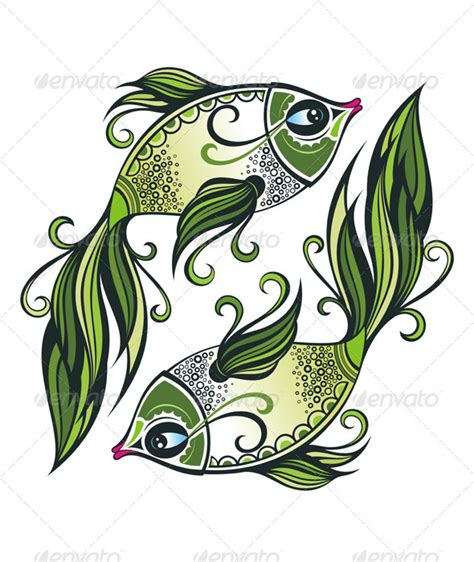 gambar animasi bergerak lambang zodiak pisces 187 tinkytyler org stock photos graphics