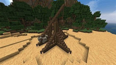 Craft Projects by Trebuchet Only Schematic Minecraft Project