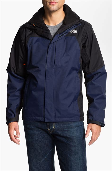 Moschino 3in1 the windwall triclimate 3in1 jacket in blue for
