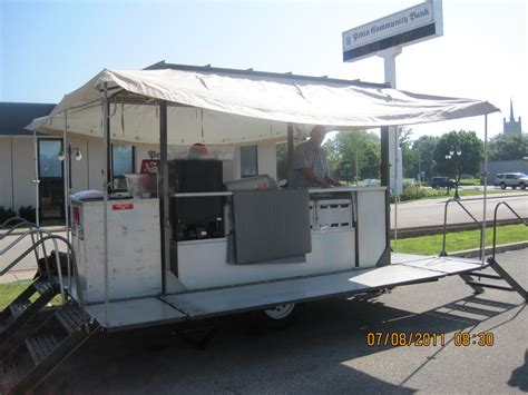Mobile Kitchen 2 by Mike S Knot Just Ribs Onsite Mobile Bbq Catering Mobile