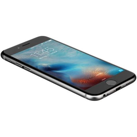 Iphone 6s 64gb Gray apple iphone 6s 64gb space gray mkqn2rm a smartphones