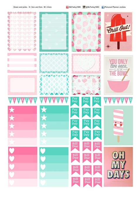 printable labels a4 17 best images about scrapbooking on pinterest life