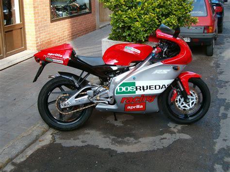 Aprilia Rs 125 Testbericht Motorrad by Umgebautes Motorrad Aprilia Rs 125 Racing Dos Ruedas
