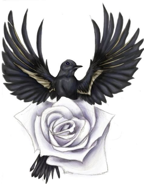 nightingale tattoo black nightingale and by rexin draic on deviantart