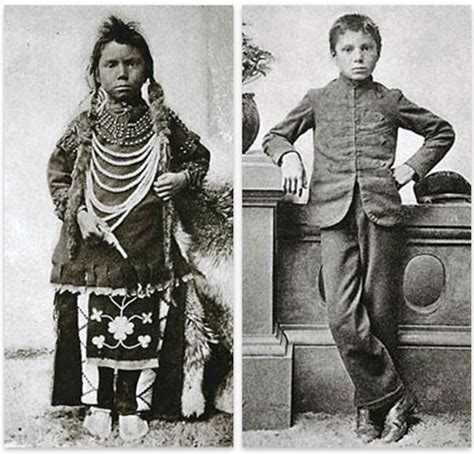 One Race to School Them All: Indian Residential Schools