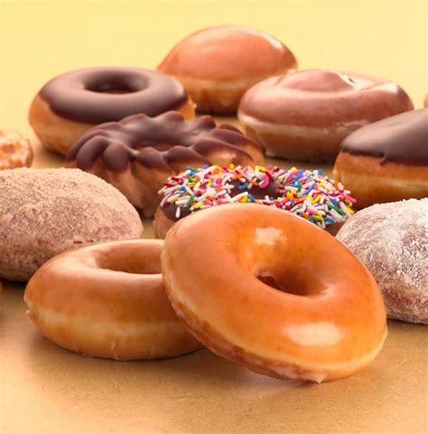 krispy kreme donuts krispy kreme free doughnut of your choice today