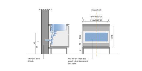 misure lavabi bagno misure standard lavabo bagno best ideal with misure