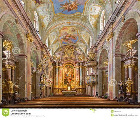 Interiors Portet Sur Garonne by Vienna Altar Of Baroque St Annes Church With The