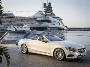 new mercedes s class cabriolet to replace sl