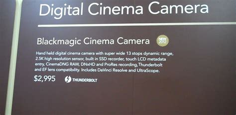 new blackmagic cinema new blackmagic 2 5k cinema page 7 at dvinfo net