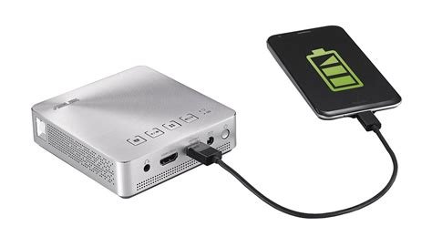 Asus S1 Portable Led Projector asus s1 led ultra throw portable projector