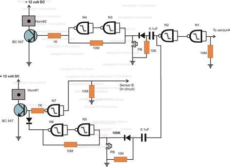 water tank level controller circuit diagram a customized water level controller circuit