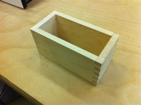 woodworking box joint woodworking projects for beginners