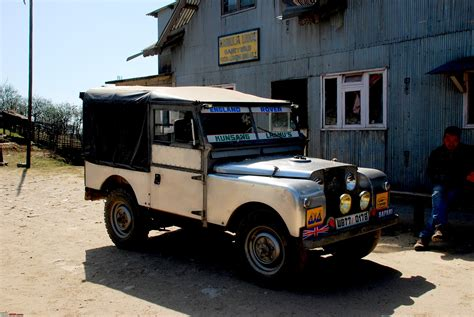 Destination Sandakphu The Land Rover Territory Update