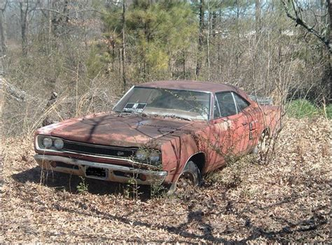 rusty muscle car 1000 images about rotting muscle on pinterest barn