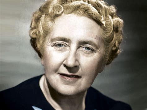 Agatha Christie Mayat Dlm Perpustaan profil biografi agatha christie profilbos