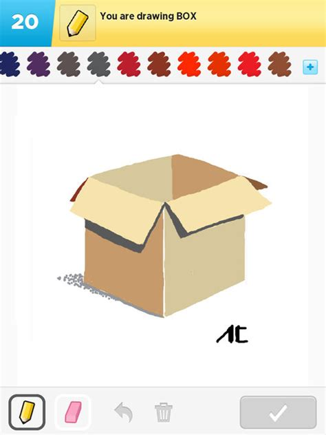 doodle drawing boxes box drawings how to draw box in draw something the