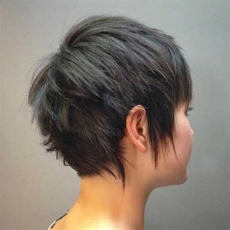 10 Layered Pixie Cut Hairstyles 2017 2018 by Layered Pixie Cuts You Will Hairstyles