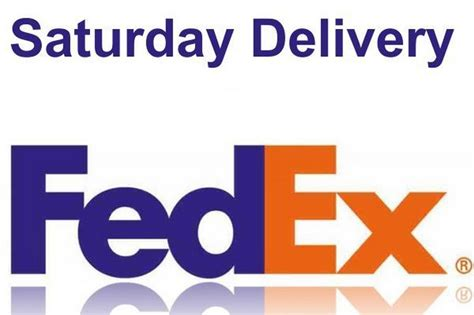 does fed ex deliver on fedex saturday delivery service fdx sat delivery 15