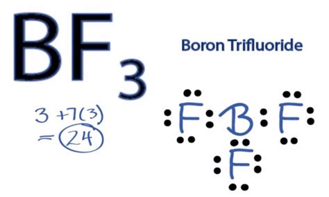 lewis dot diagram for boron bf3 lewis structure how to draw the lewis structure for