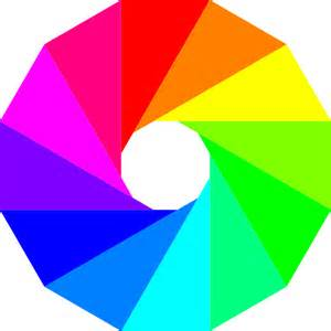 html transparent color color wheel dodecagon clip at clker vector clip
