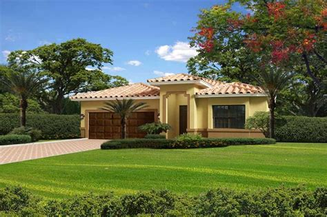 florida house designs florida style home plan with 4 bdrms 2441 sq ft house