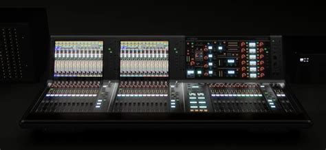 Mixer Yamaha Rivage Pm10 yamaha rivage pm10 image 970340 audiofanzine