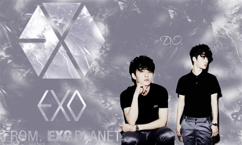 wallpaper exo d o exo k d o wallpaper by anniself on deviantart