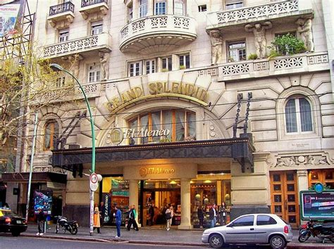 libreria ateneo el ateneo grand splendid uma bel 237 ssima livraria argentina