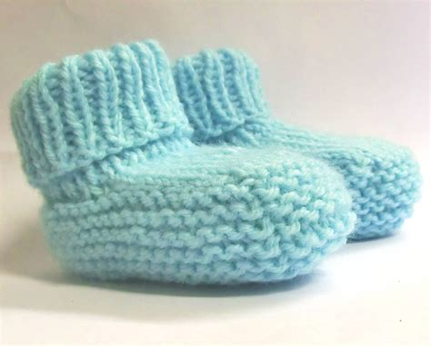 knitting pattern infant socks baby booties knitting pattern pdf instant download by