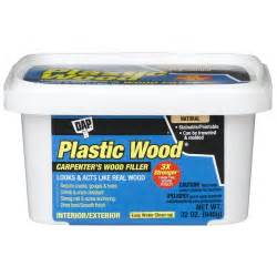 wood filler home depot dap 32 oz plastic wood wood filler 00525