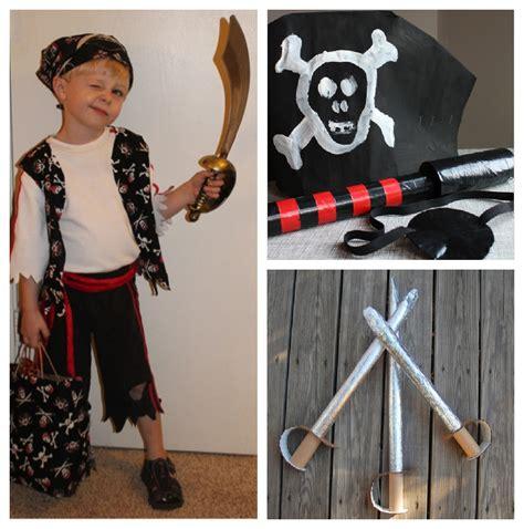 diy pirate costume diy pirate costumes crafts treats