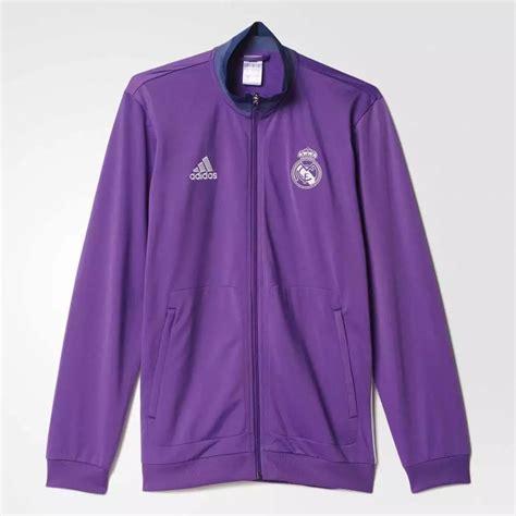 New Arrival Jaket Harakiri Real Madrid 16 17 real madrid purple jacket real madrid