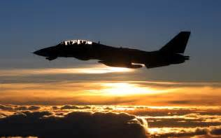 F14 tomcat sunset Wallpapers Pictures Photos Images F 14 Wallpaper