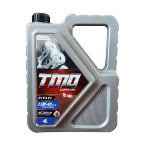 Oli Tmo 4 Liter Jual Oli Mesin Diesel Daftar Harga Spesifikasi Terbaik