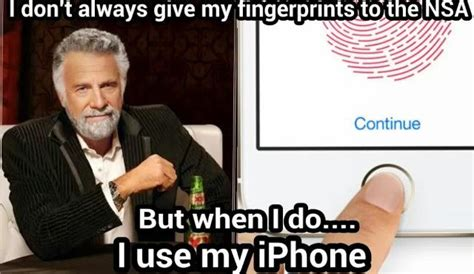 Iphone 5s Meme - the iphone fingerprint scanner boon or bane funny memes