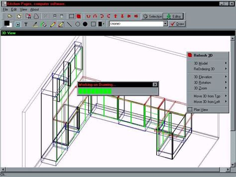 design online free top 10 cabinet design software for furniture makers